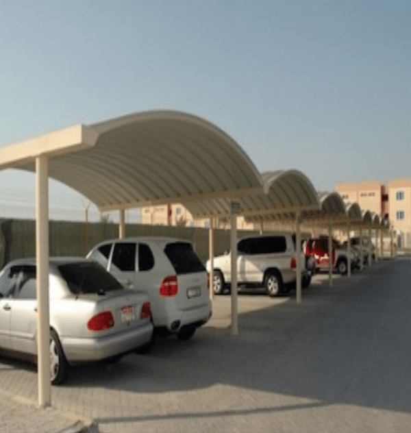 kspan car parking shades