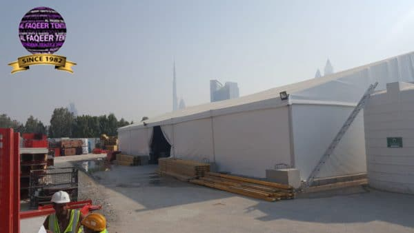 labour tents suppliers