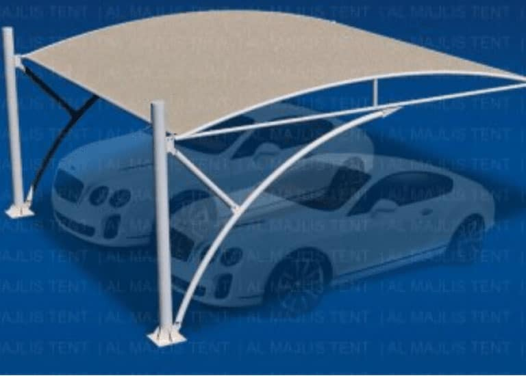 parking shades suppliers