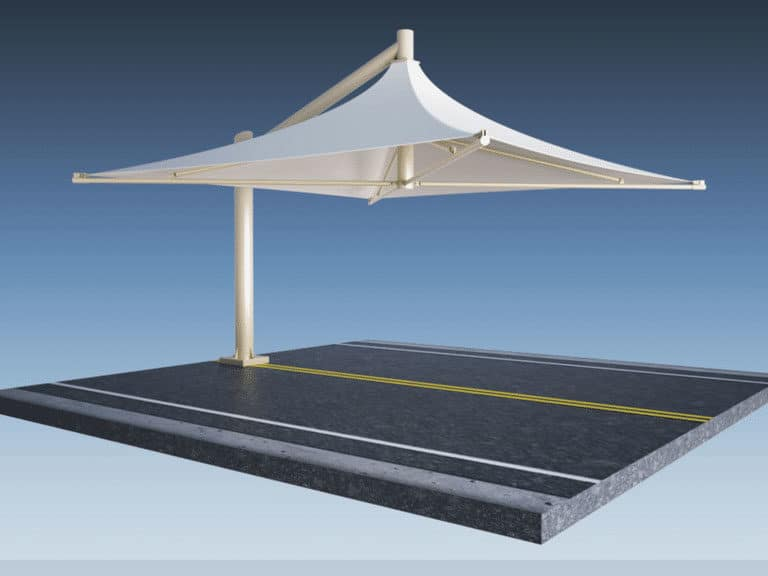 car parking shades suppliers in abu dhabi