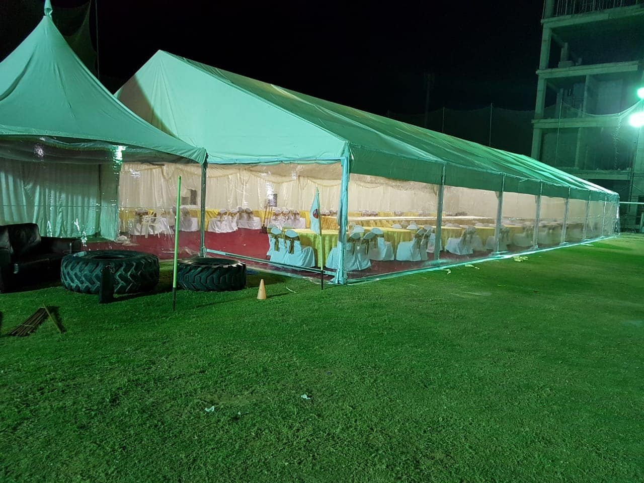 tent rental in uae