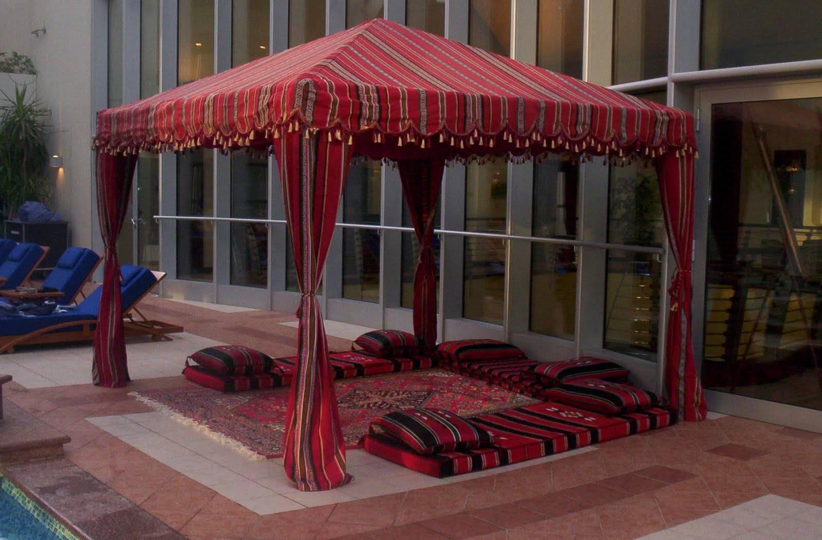 majlis tent