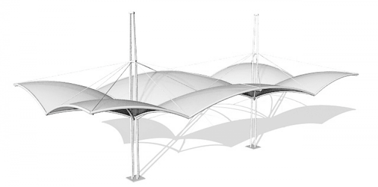 canopy and umbrellas 2